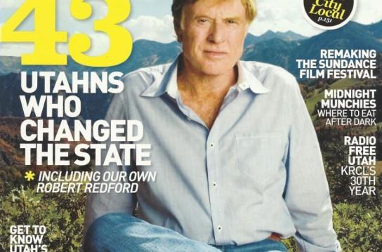 Salt Lake Mag Feb. 2010 Issue